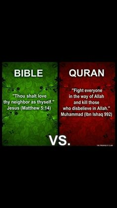 Tell me again how the Muslim way is peaceful ?