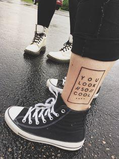 The 1975 tattoo, Robbers //