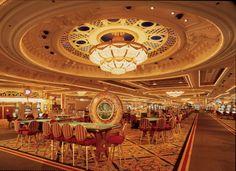 The Casino at the Monte Carlo Hotel, Las Vegas
