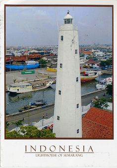 /Semarang Lighthouse, Indonesia
