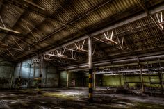 warehouse rave, a derelict factory we found, find out how i processed the shot! #arthakker #HDR