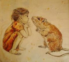 Pet Rats Art - Ill Love You Forever by Alexandra Petersen