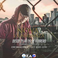 Mi gente te #Argentina para contrataciones de @nova_la_amenaza comunicate al +5411- 6583- 5215 Presentando todos sus exitos Via - @goldomho / @urbanconnexion_net @traprapreggaeton @maicyramossantiago @ghostpromotionpr @nexslopezrojas #Downloads#terrenito #lajolla #Bebo #team #lajollalocals #sandiegoconnection #sdlocals - posted by (Pagina Official)  https://www.instagram.com/estrenosurbanos. See more post on La Jolla at http://LaJollaLocals.com