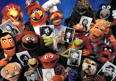 Jim Henson reportedly created over 2000 Muppets in his lifetime. | 25 Facts And Tidbits About The Muppets That Might Blow Your Mind