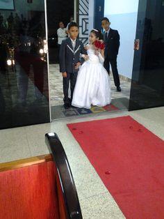 Noivinho casamento Fabíola e Ralph