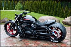 Awesome Harley Davidson images are offered on our website. Have a look and you wont be sorry you did. Harley Night Rod, Harley V Rod, Harley Bikes, Harley Davidson Motorcycles, Custom Motorcycles, Harley Davidson Images, 2008 Harley Davidson, Custom Street Bikes, Custom Sport Bikes