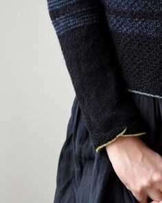Dessine-Moi Un Mouton by La Maison Rililie: FO by roko on ravelry. #knitting #pattern #knitindie