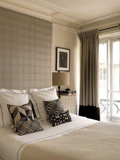 Апартаменты в Париже для ценителей искусства от Еmma Donnersberg - Дизайн интерьеров   Идеи вашего дома   Lodgers