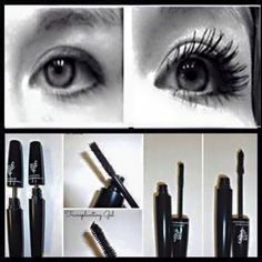 Each day, when I'm wearing my 3D Fiber Lashes, I just know my eyes look the best that they can.