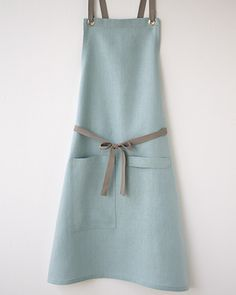 KITCHEN APRON - OCEAN