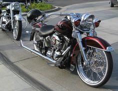 Custom Harley Davidson by Bob the Real Deal, via Flickr