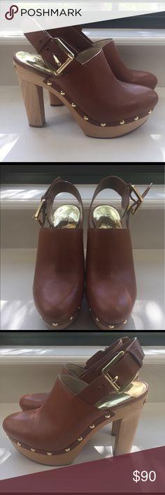 Authentic MK Shoes Super cute shoes. Michael Kors Shoes Heels