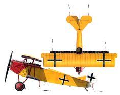 Fokker D.VII | Germany (WWI) | Jasta 11 | Fokker D.VII