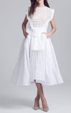 Maticevski Spring/Summer 2015 Trunkshow Look 9 on Moda Operandi