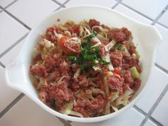 Corned Beef and Cabbage II | Simply Trini Cooking #trinicooking