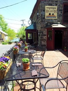 Restaurants In New Hope Pennsylvania By Newhoats See More Hearth