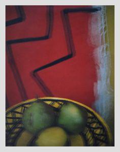 Printemps / Eté. Polaroid original, 2004 © Sarah Moon - Courtesy Galerie Camera Obscura