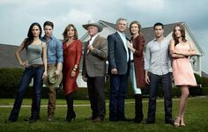 The NEW Dallas TV show.   Its as good or better than the one in the 80s!