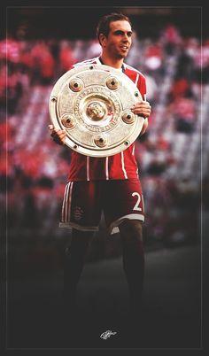 Philipp Lahm, Thomas Muller, Fc Bayern Munich, Football Stuff, Soccer Fans, Gareth Bale, Kaiser, My Boys, Sports