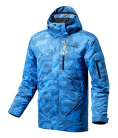 SEPTEN - BRIGHT BLUE - SKI JACKET - MAN /   SEPTEN - BLEU VIF - VESTE DE SKI - HOMME