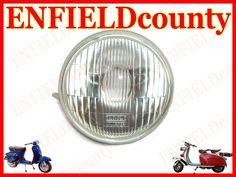 BRAND NEW VESPA HEADLIGHT LAMP UNIT ASSEMBLY PX PE T5 CLASSIC