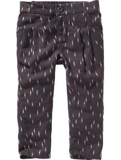 Printed Soft Pants for Baby | Old Navy