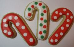 sour cream cut out cookies christmas | Christmas Cookies 047c