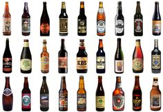 50 great beers to try! Finally a good list for people just getting into craft beer!