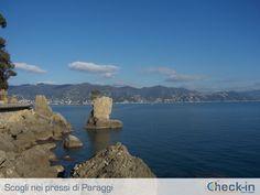 Nei pressi di punta Cervara, #Liguria