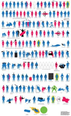 77 best infogrficos comunicao digital images on pinterest awesome infographic how each jason voorhees victim died fandeluxe Image collections