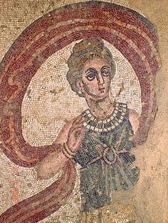 Mosaico em Villa Romana del Casale, Piazza Armerina, Sicillia ♨️ :More At FOSTERGINGER At Pinterest ♨️
