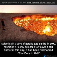 The Door to Hell                                                                                                                                                                                 More