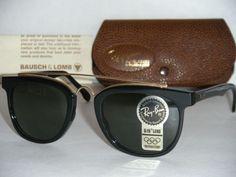 ray ban 5  ray ban vintage b&l; usa gatsby 5 w0936 square sunglasse