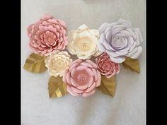 Cvijeće od papira za dizajn svatova. Rasprava o LiveInternet - Ruski usluga online dnevnik