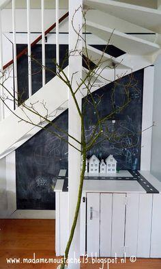 Binnenkijker www.inspiratie-interieur.nl. www.madamemoustache73.blogspot.nl