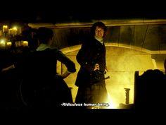 "Outlander "" gag real"" season 2 Source: Starz"