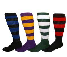 Custom Knee High Socks!