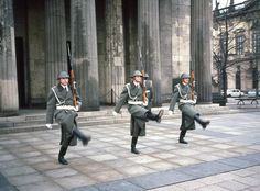 Tomb of the Unknown Soldier, East Berlin, East Berlin, 1987. Credit: T.W. Rucker Family Collection.