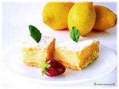 El Saber Culinario: DELICIAS DE LIMÓN