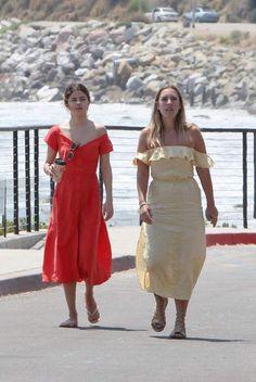 #Dress, #Malibu, #SelenaGomez Selena Gomez in Red Dress - Going for a Walk in Malibu 07/11/2017 | Celebrity Uncensored! Read more: http://celxxx.com/2017/07/selena-gomez-in-red-dress-going-for-a-walk-in-malibu-07112017/