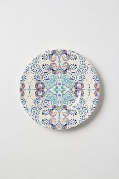 Swirled Symmetry Side Plate | Anthropologie.eu