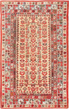 Antique Tribal Turkish Kula Rug 47660 Main Image - By Nazmiyal