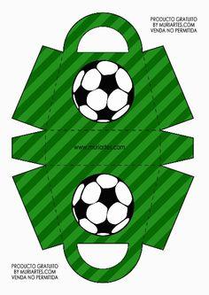 Caja fútbol