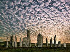 Calanish Stone Circle  Isle of Skye~Scotland
