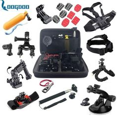 Action Camera Accessories Set 26-in-1
