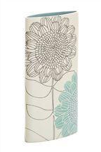 Next Teal Motif Ceramic Vase- would look good on a rail shelf :)  £12