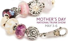Trollbeads...there's a bead for every occasion.