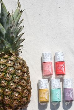 Get a jump on your holiday shopping and snag some Hula Polish for that wanna be mermaid or tropical beach bum in your life!