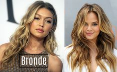 Top Hair Colours for 2016 - Bronde