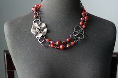 Very Berry with Camille by TheBlingTeam, via Flickr. Premier Designs jewelry. Like what you see? Contact me to get it for FREE! Jewelerandi@gmail.com